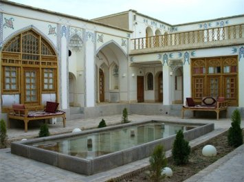 traditional hotel isfahan