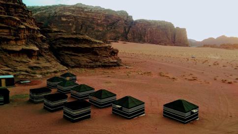 beyond wadi rum camp